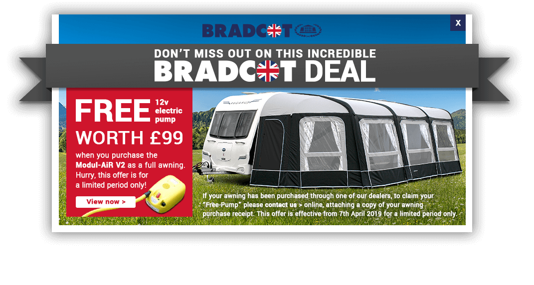 Awning Storm Kit Features Bradcot Awnings